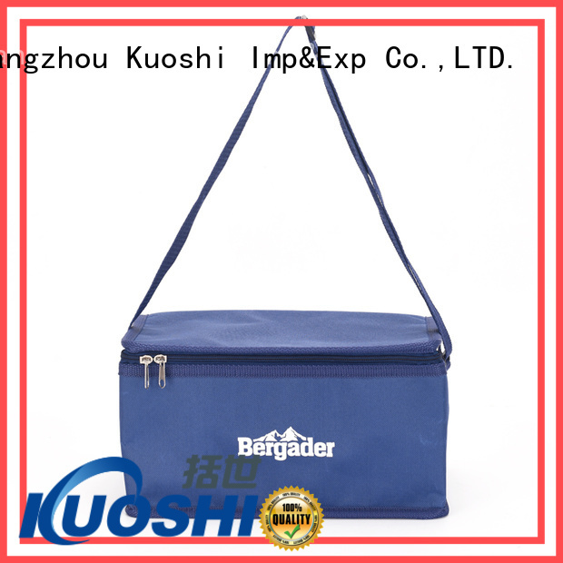 KUOSHI wholesale custom insulated bags for business for cans